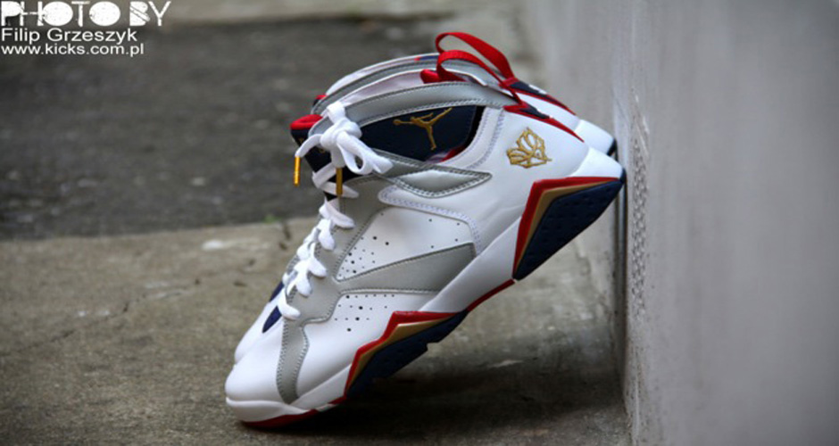 """hot sales bde92 e3598 Air Jordan Retro 7 (VII) Olympic """"For The Love Of The Game"""""""