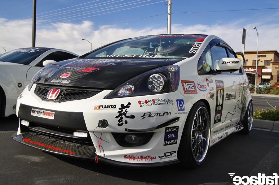 Honda Fit FatlaceTM Since 1999