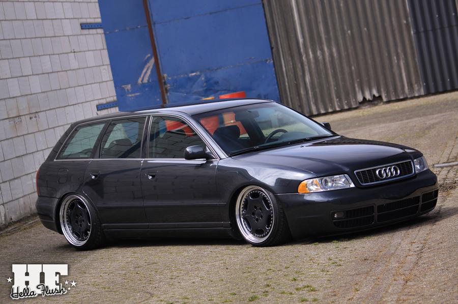 Slammed Audi A4 FatlaceTM Since 1999