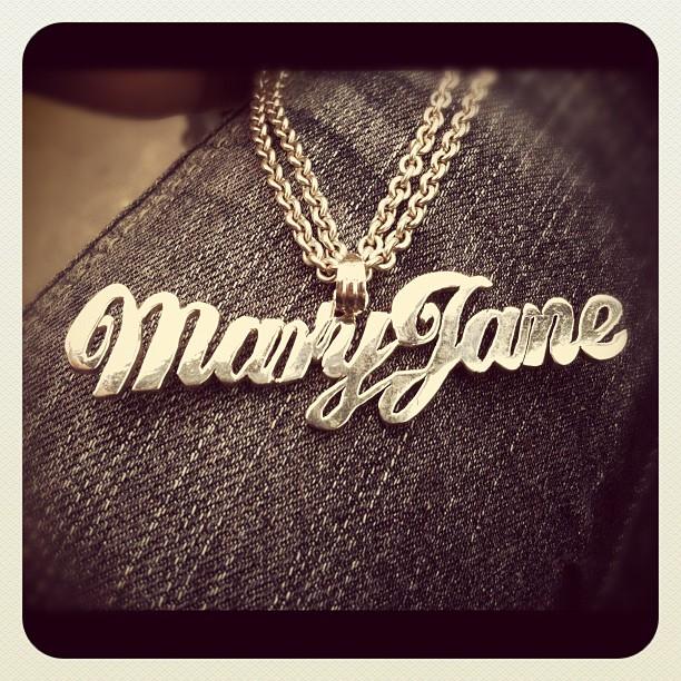 MJ pendant