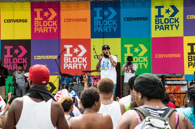 Converse Block Party w/ Stalley and the Dream – Fatlace™ Since 1999