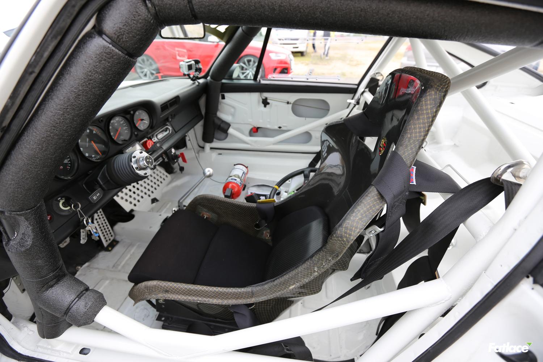Toshi S Porsche 930 Rwb Fatlace Since 1999
