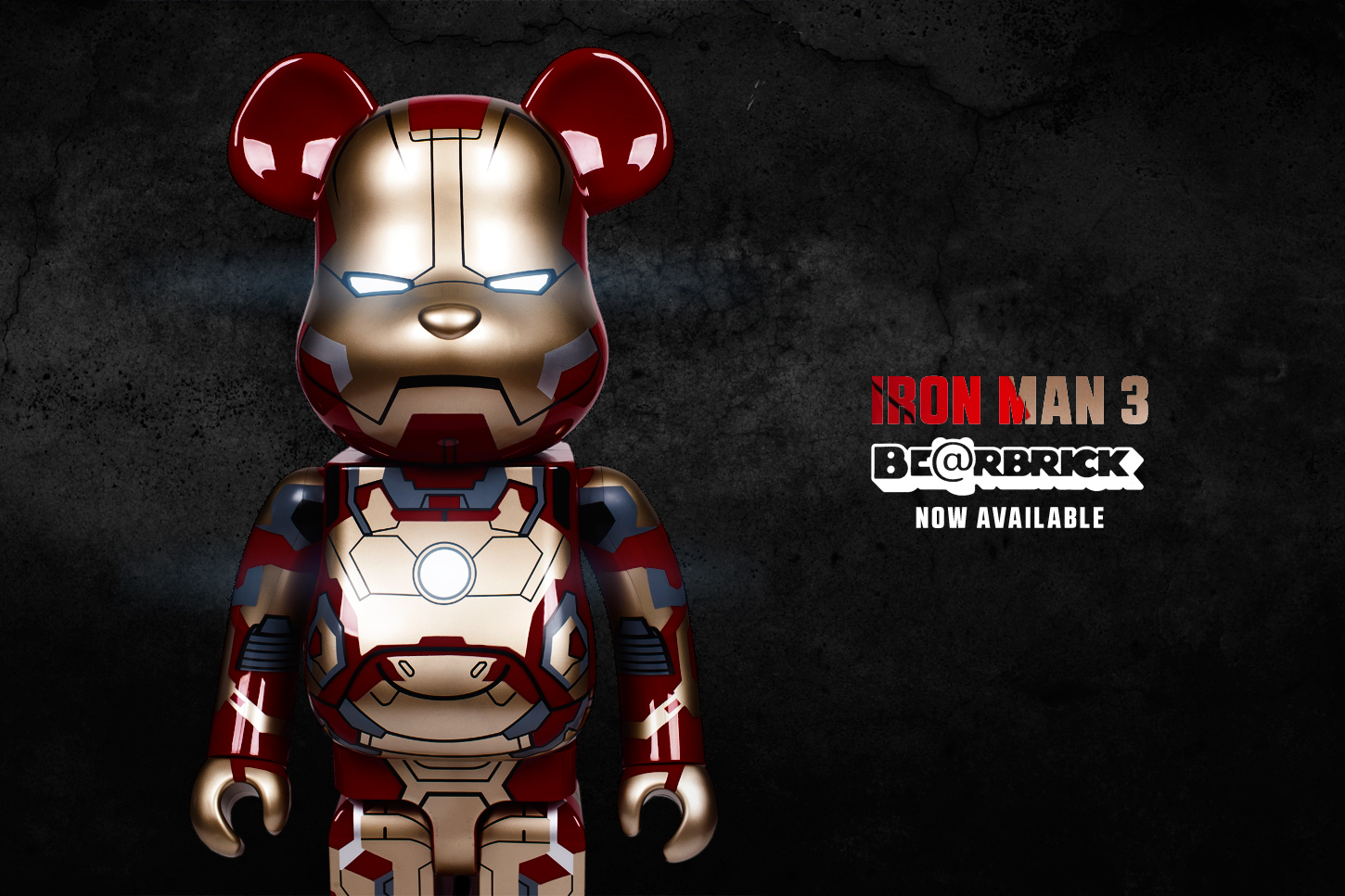 1be6122a Iron Man 3 Bearbrick now available – Fatlace™ Since 1999
