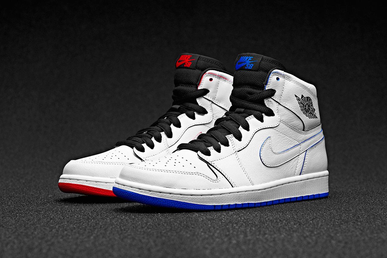 Nike SB x Air Jordan 1 by Lance Mountain – Fatlace? Since 1999
