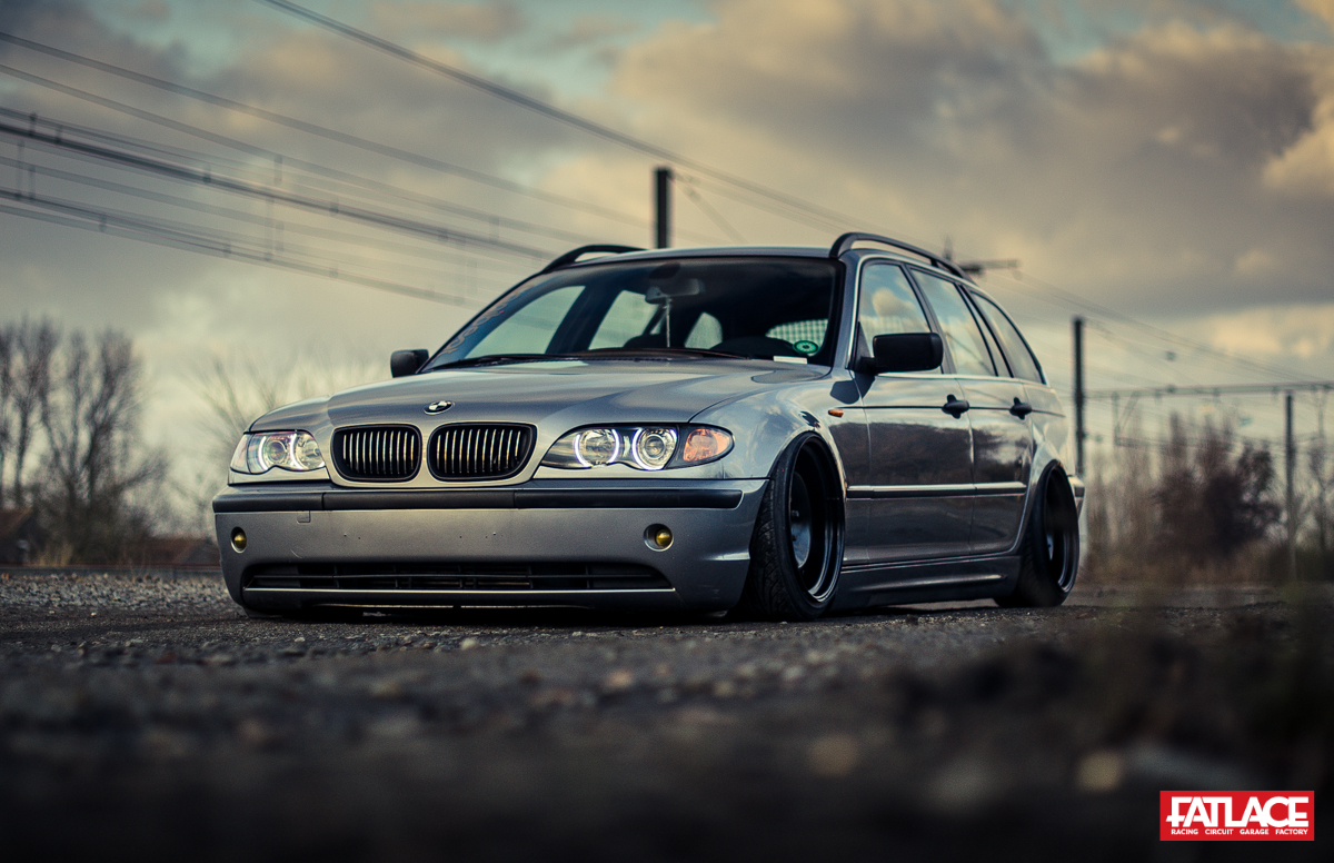 slammed bmw e46 touring fatlace since 1999. Black Bedroom Furniture Sets. Home Design Ideas