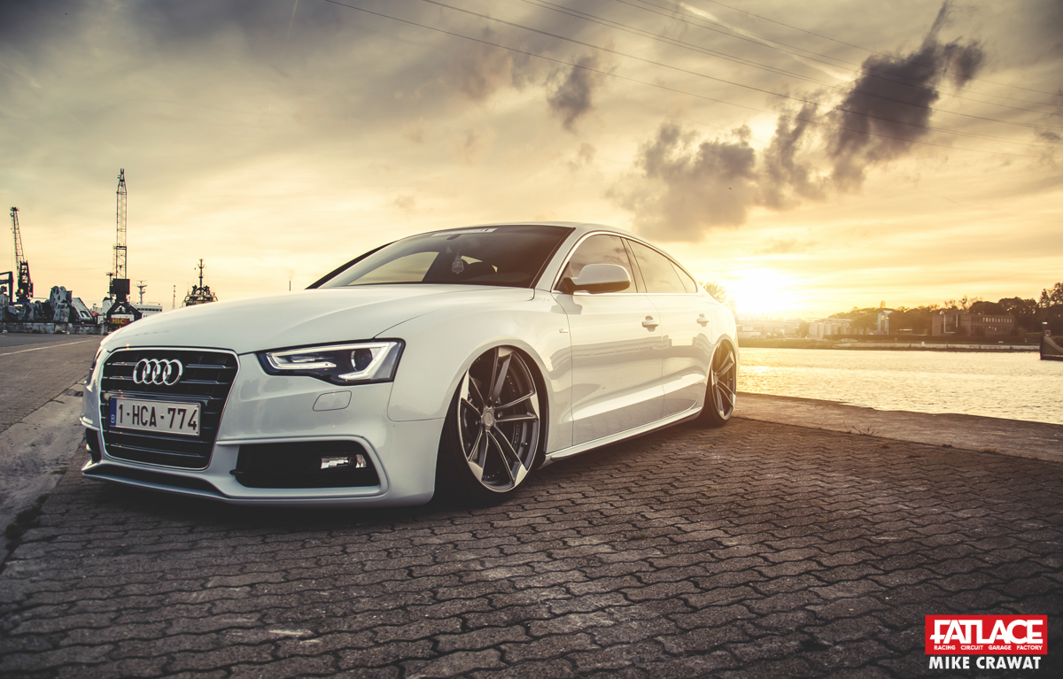Audi A5 On Adv 1 Wheels Air Lift Performance Fatlace Since 1999