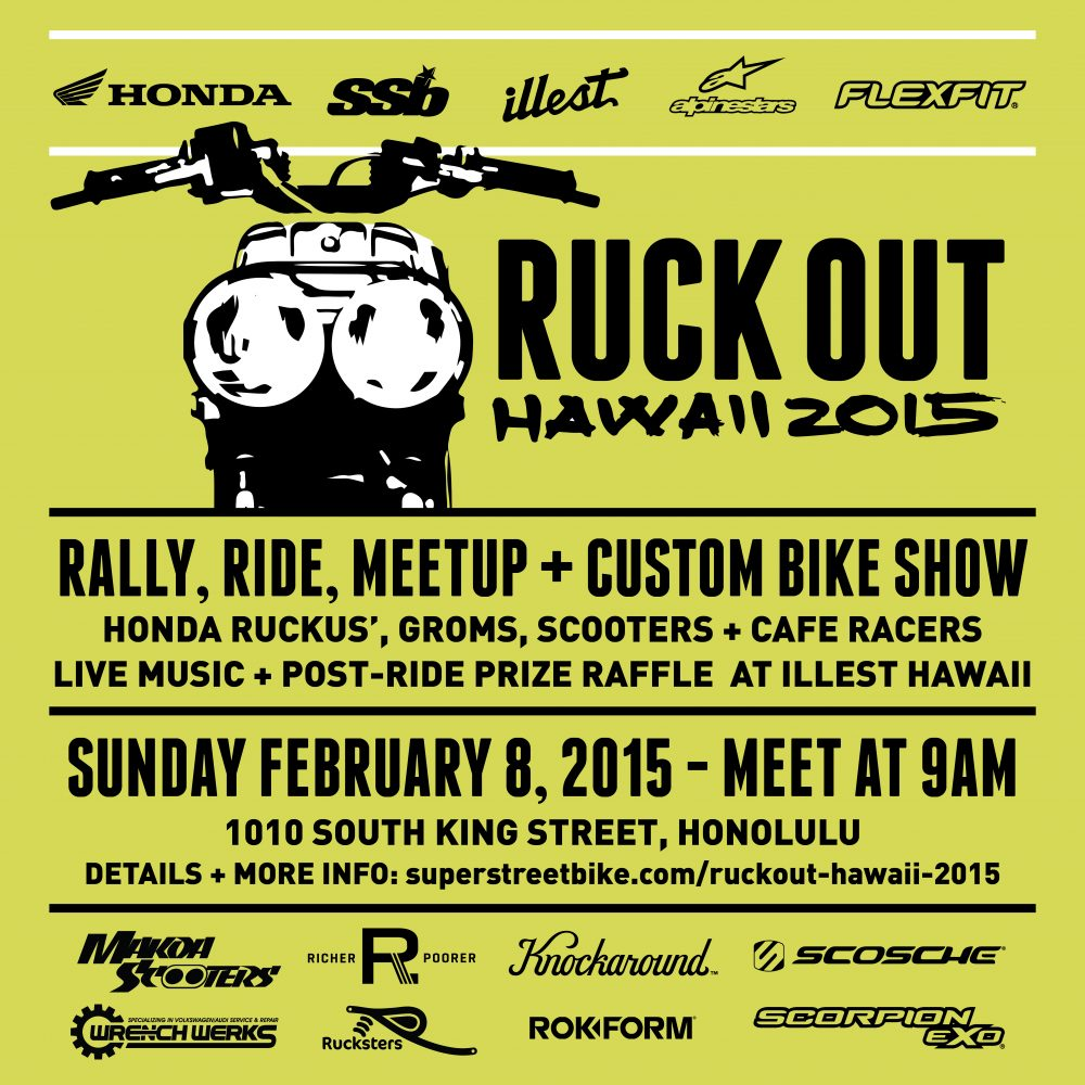 RUCK OUT HAWAII 2015 FLIER F
