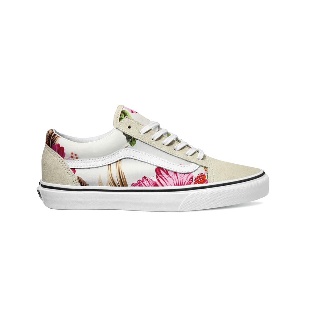Vans-Classics_Old-Skool_(Hawaiian-Floral)-white