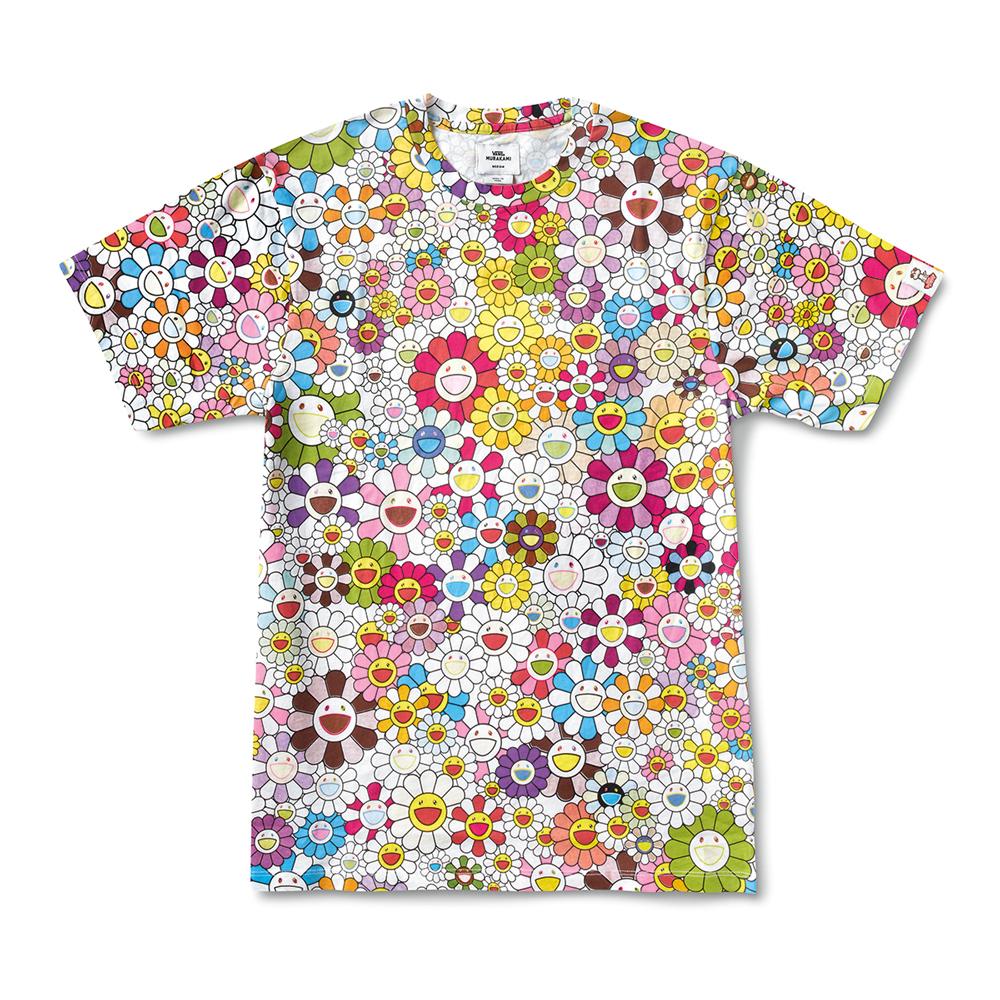 Vault-by-Vans-x-Takashi-Murakami_flower-t-shirt