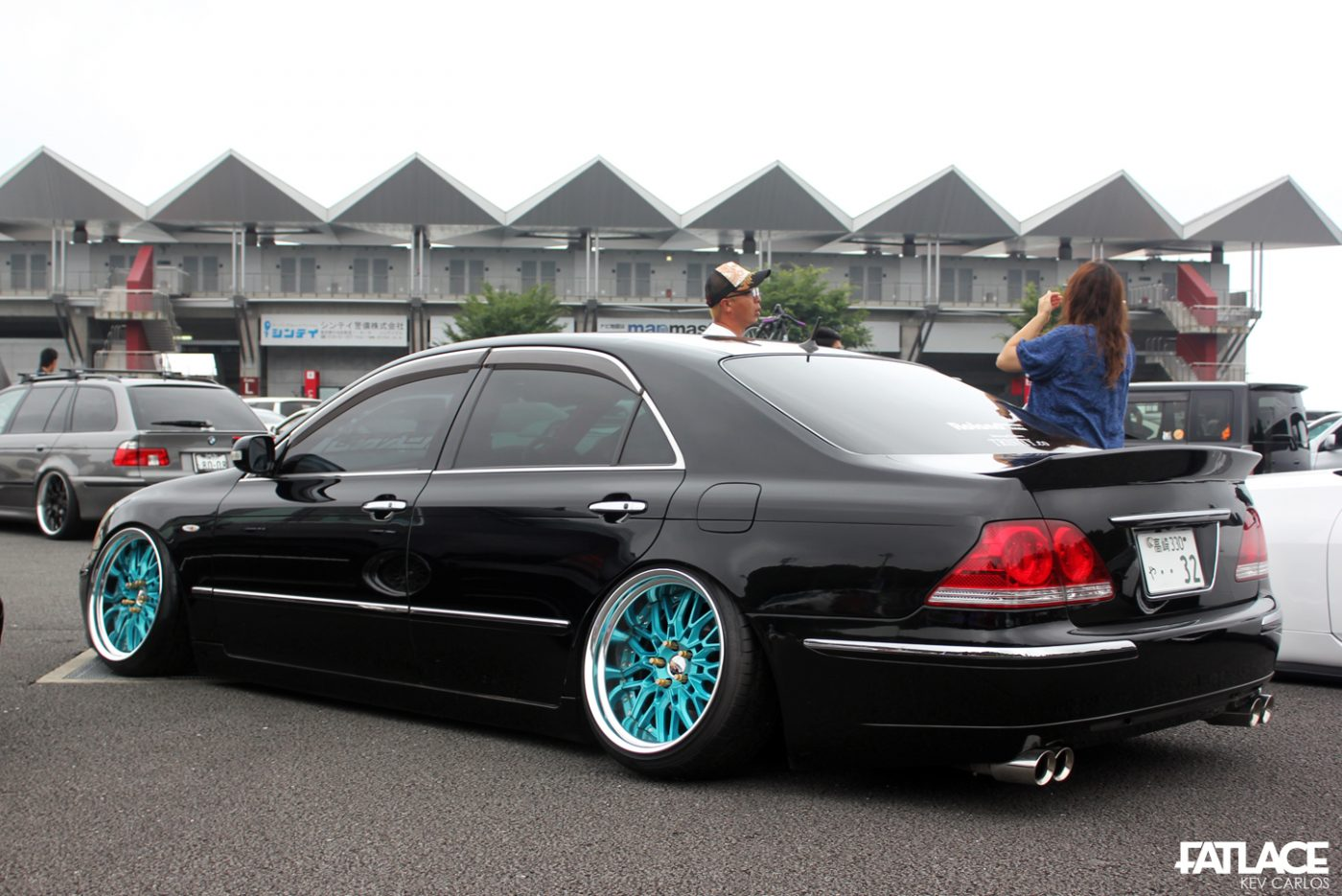 VIP Style, Offset Kings Japan 2015 - Fatlace™ Since 1999