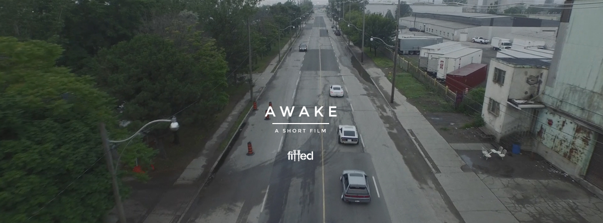 AWAKE Cover Photo