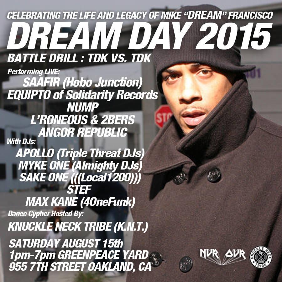 Dreamday 2015
