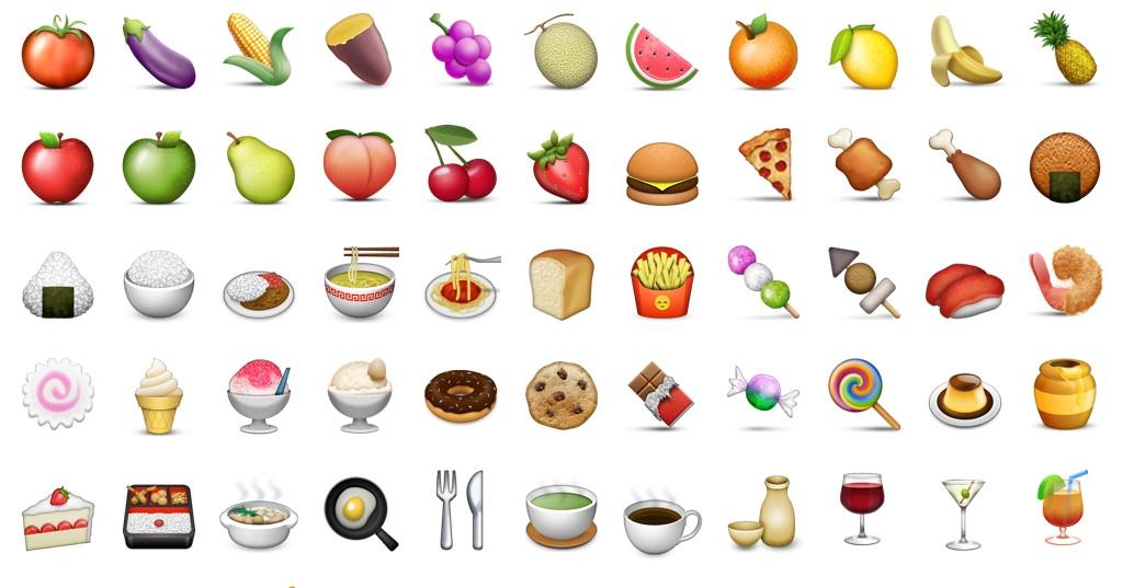 food-emoji