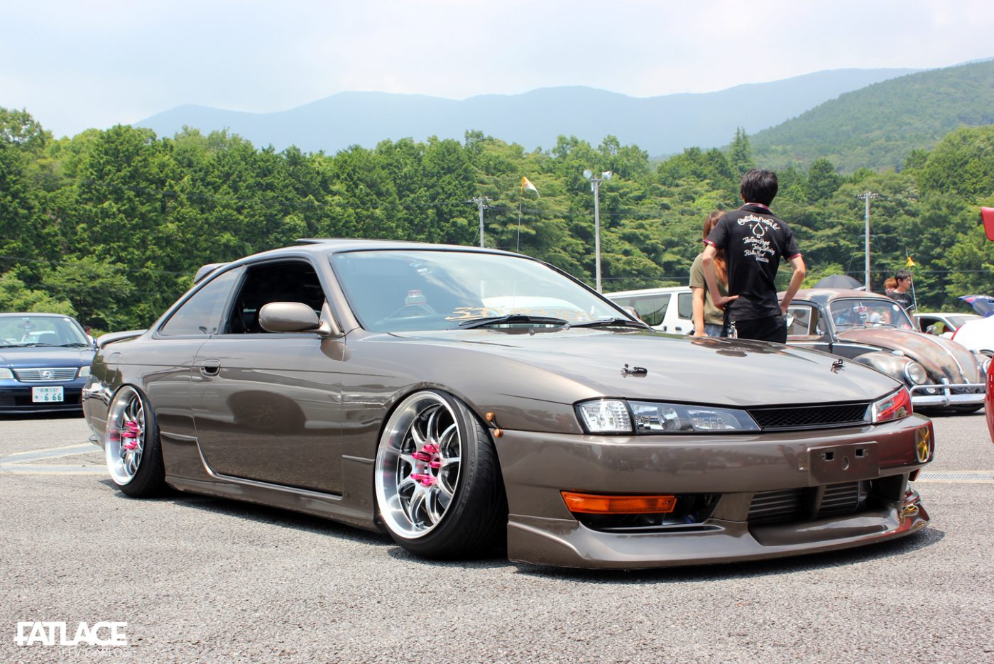 Offset Kings Japan Nissan Style Fatlace Since 1999