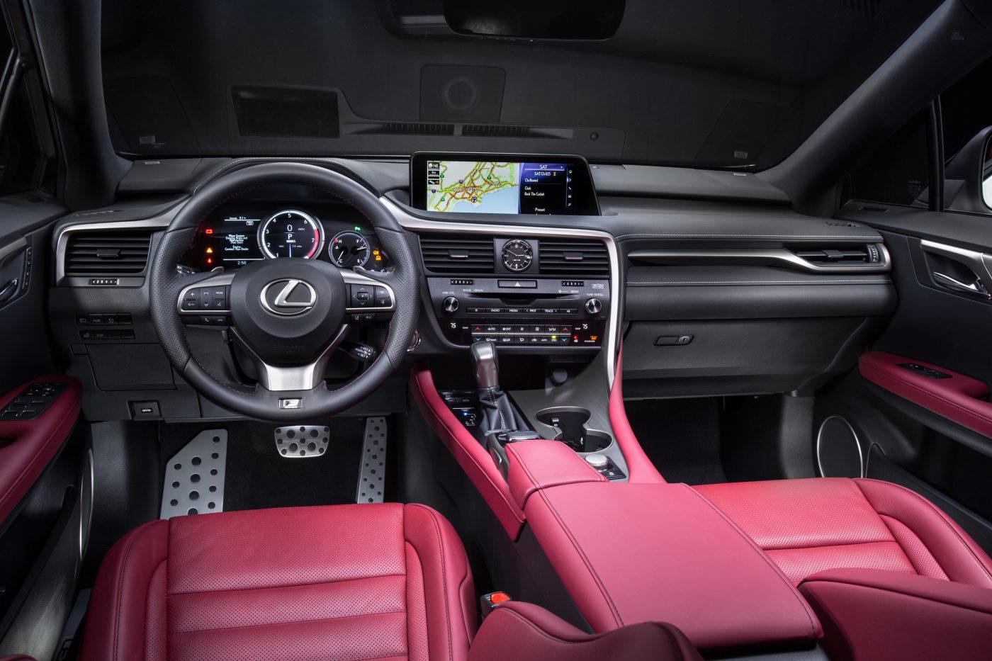 image courtesy of Lexus