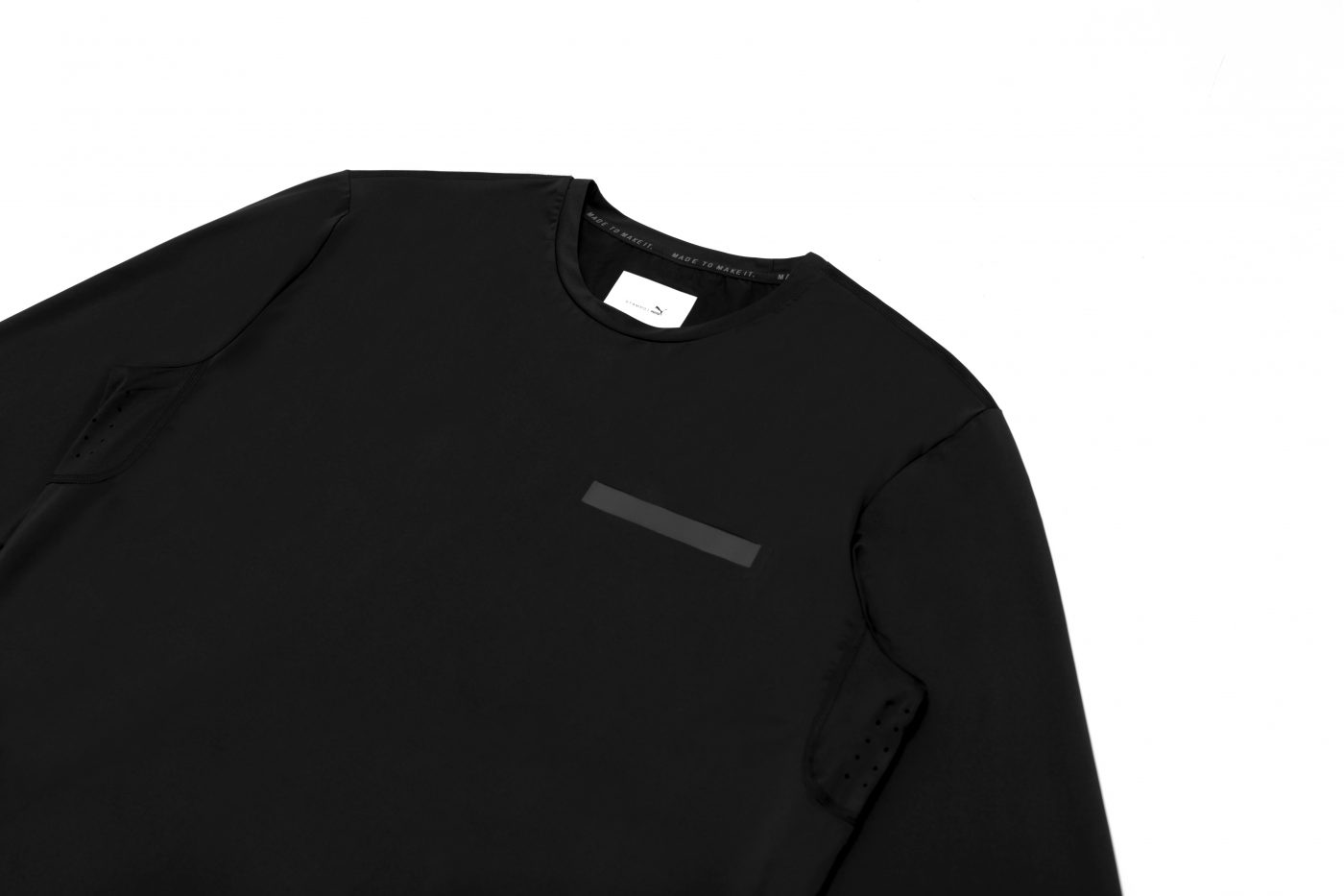 Puma Black Long Sleeve 2