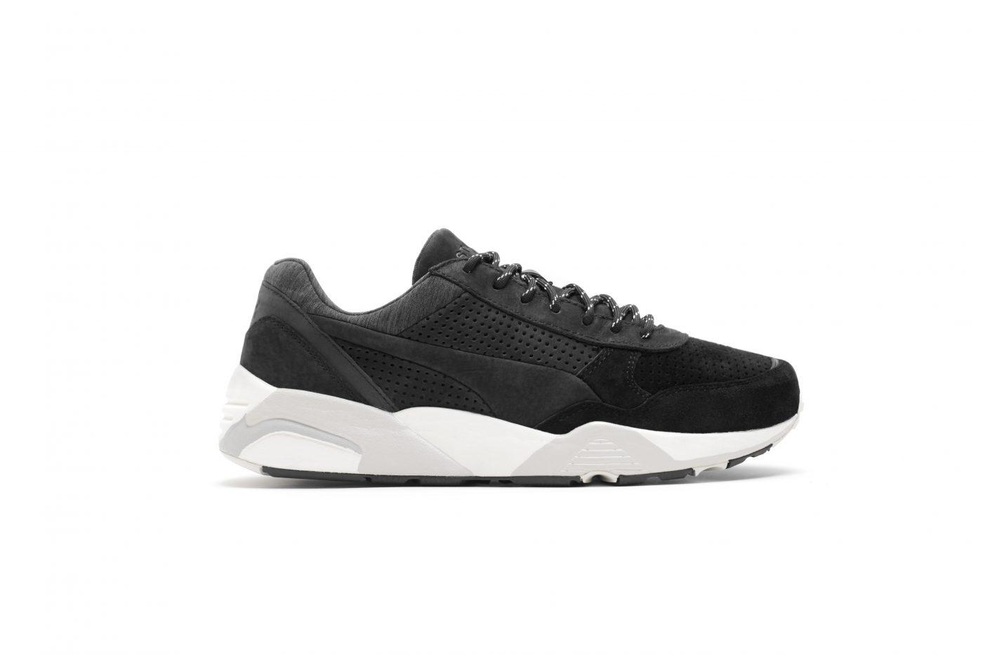 Puma Black R698 Shoe 1