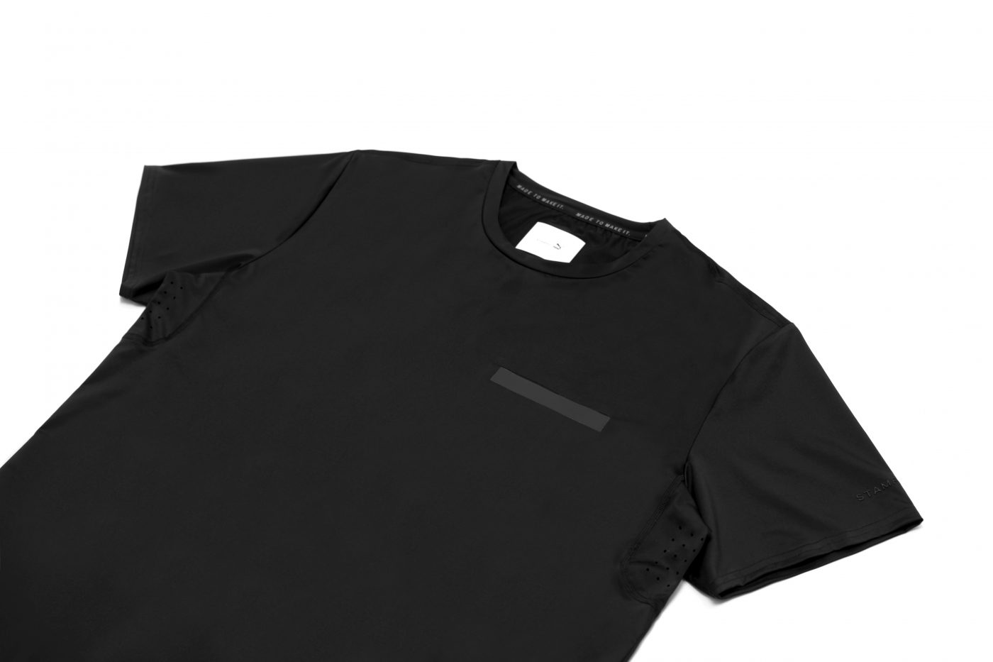 Puma Black T Shirt 2