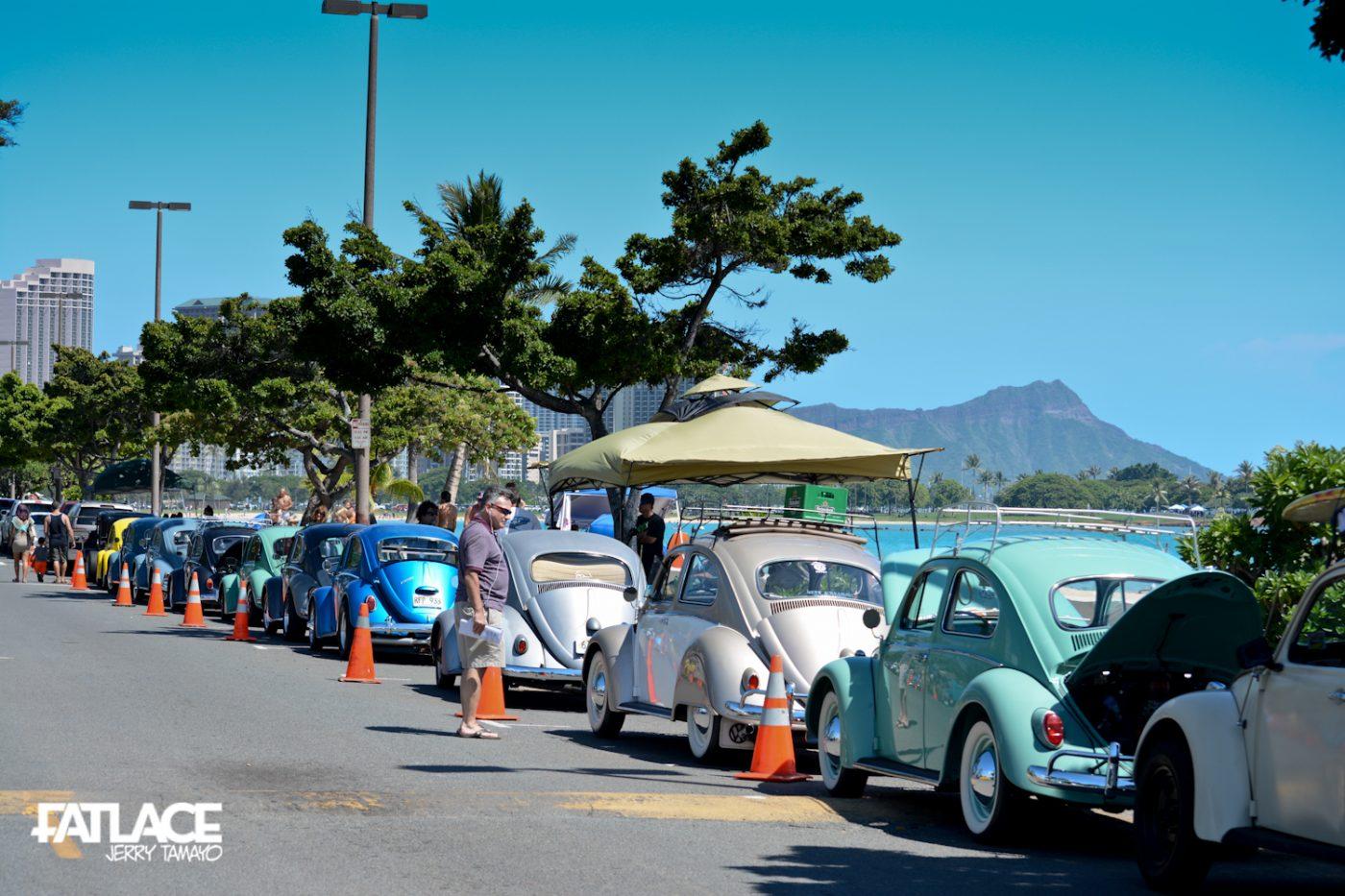 VW CLUB Of HAWAII Shaka Weekend Fatlace Since - Vw car show this weekend