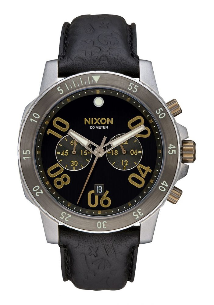 Nixon_RangerChronoLeather44mm_BlackBrass (1)