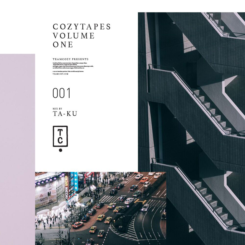 COZYTAPES-Volume-One-by-Ta-Ku