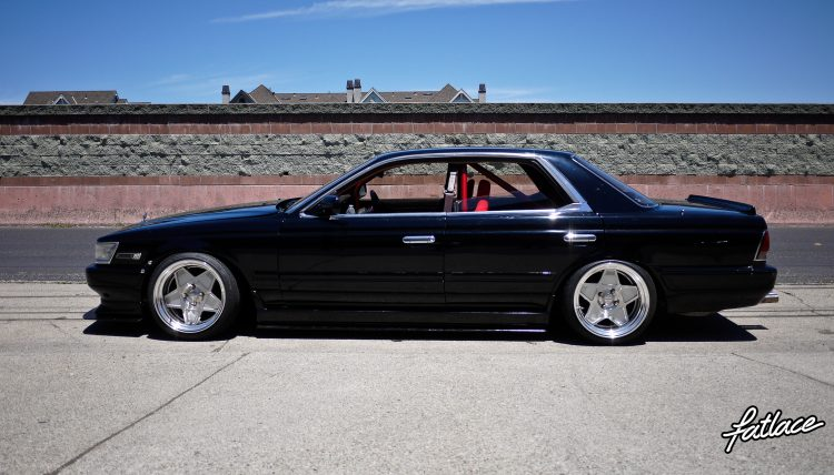 Xander's 1991 C33 Nissan Laurel – Fat™ Since 1999