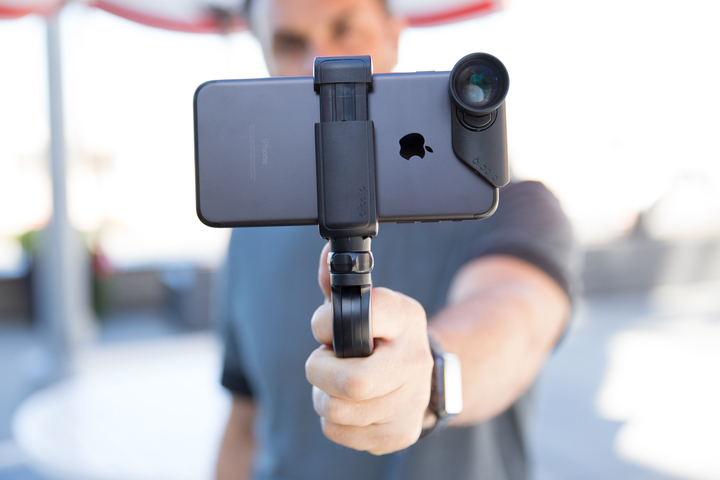 cheap for discount e02a8 806e1 Incase Partners with olloclip for the Limited Edition Filmer's Kit ...