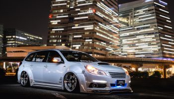 Subaru Legacy gt BR9 11