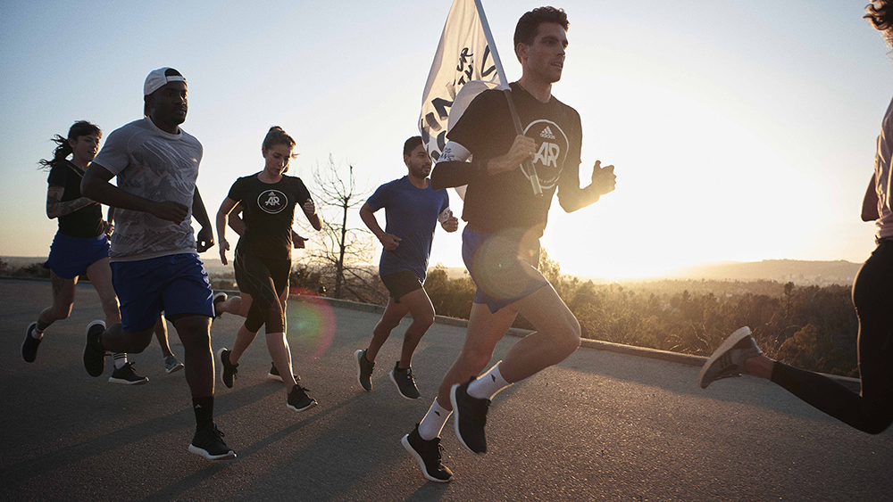 """c50fa5d129bda6 adidas and Parley Team Up for the """"Run For The Oceans"""" Campaign – Fatlace™  Since 1999"""